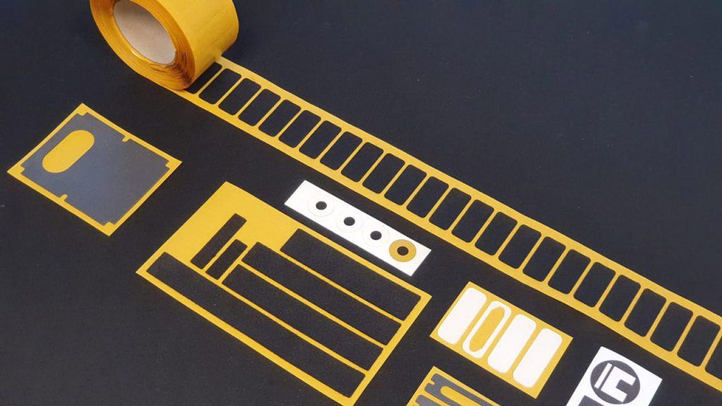 FFT-selbstklebende-Ausrüstung